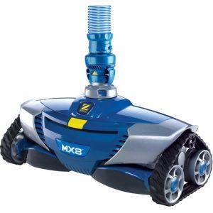 robot de piscine hydraulique zodiac