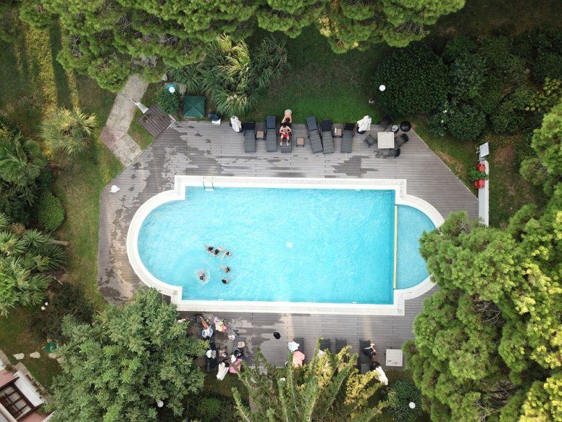 piscine enterree