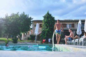piscine famille
